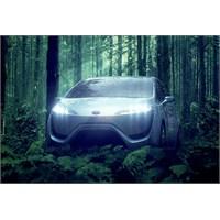Toyota'dan Hidrojen Yakıt Hücreli Hibrid Geliyor