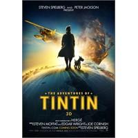 Çocukluğumuzun Sevimli Kahramanı Tintin Sinemada!