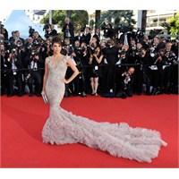 Cannes Film Festivali 2012 Kırmızı Halı Seremonisi