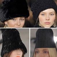 2014 Kışında Şapka Trendleri