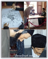 Gaziantep de Savaş Müzesi