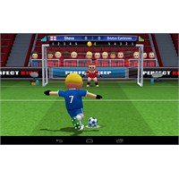 Perfect Kick İle Çevrimiçi Penaltı Atışı Oynayın