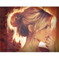 En Moda Sarı Saç Modelleri 2014