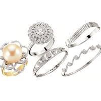 Zen Diamond-danteli Mücevherle Buluşturdu