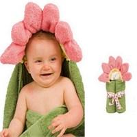 Çocuk Banyo Havluları Çok Sevimli