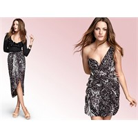 H & M 2011 İlkbahar Gece Kıyafetleri