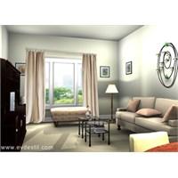 Küçük Odalarda Dekorasyon