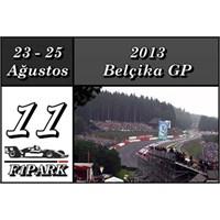 2013 Belçika Gp - Yarış Sonucu