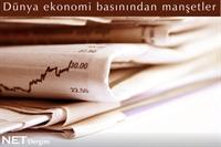 Dünya Ekonomi Basınından Manşetler