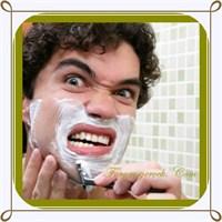 Erkeklerin Tıraş Olurken Davranışlarının Analizi