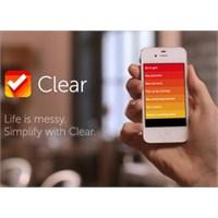 2012 Yılının En İyi İphone Uygulaması: Clear