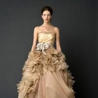 Vera Wang'dan 2012 Model Gelinlikler