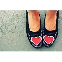 Kalpli Mokasen Ayakkabılar