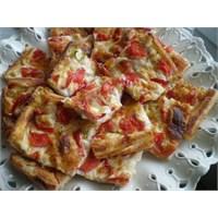 Fazlıkızından Tavuklu Pizza
