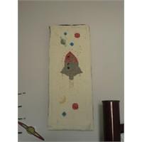 Çocuk Odasına Roketli Pano