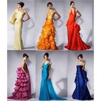 2012 Abiye Elbise Modelleri Ve Örnekleri