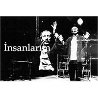 Genco Erkal, İkinci Kat Tiyatrosu'nu 'insanlarım'
