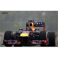 Hindistan Gp'inde İlk Cep Yine Vettel'in !!