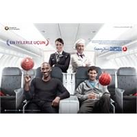 Türk Hava Yolları'ndan Müthiş Reklam