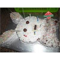 Tavşan Pasta Yapımı