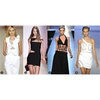 2011 Modası Gece Kıyafetleri