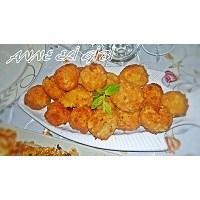 Peynirli Patates Kroketi
