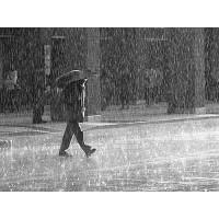 Sinirli Bugün Yağmur...