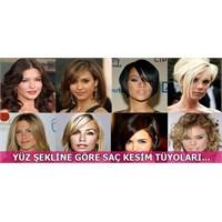 Yüz Şekline Göre Saç Kesimi Tüyoları…