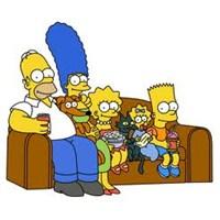 Dünyanın En Komik Ailesi Simpsonslar'a Bir Yazı!