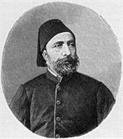 Rusçuk Valisi Mithat Paşa