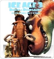 Buz Devri-3 1 Temmuzda Sinemalarda
