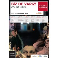 İstanbul Modern 'de Modern Türkiye Sineması