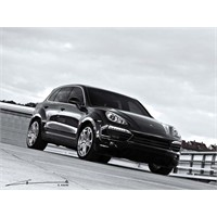 Kahn Design Porsche Cayenne