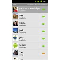 Google Video Chat Nihayet Android Dünyasına Geldi