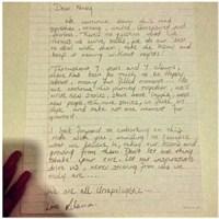 Rihanna Hayranlarına Mektup Yazdı