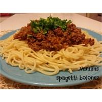 Spagetti Bolonezim