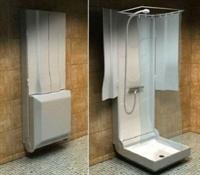 Banyo Duş Kabinlerinde Yenilik