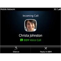 Blackberry'nin Chat Uygulamasına Sesli Konuşma ...