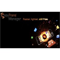 Copytrans Manager İle Kolayca Şarkı Ve Uygulama Tr