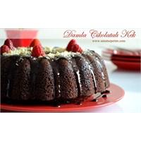 Çikolatalı Çok Pratik Ve Çok Hafif Kek Tarifi