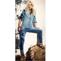 Şık Ve Trend Olan Mavi Jeans Kotları