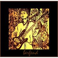 Berfend Ber Resim Çalışması '' Gitar ''