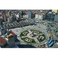 Tarihi Taksim Gezi Parkından…