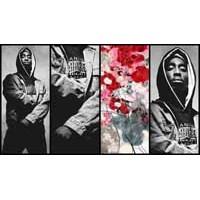 Tupac Shakur: Gangsta Rap'in Unutulmaz İsmi