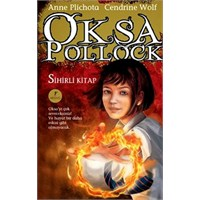 Oksa Pollock Sihirli Kitap