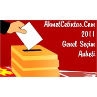 2011 Seçim Anketi