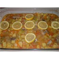 Sebzeli Palamut Balığı