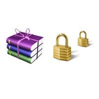 Winrar ile şifreli sıkışırma nasıl yapılır?