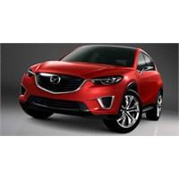 Mazda'nın Suv Sınıfındaki İlk Modeli Cx-5 Satışta
