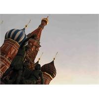 Moskova - Bir Soğuk Şehir Burası İnsanın Bakmaya D